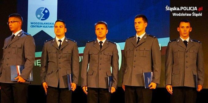 Święto policji w Wodzisławiu Śląskim