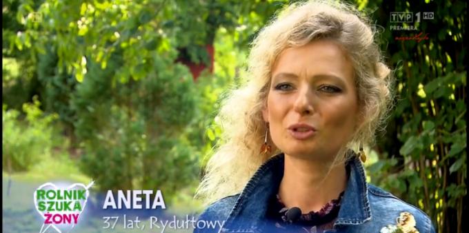 Aneta z Rydułtów odpadła z programu!