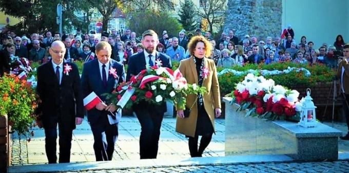 Stulecie niepodległości w Wodzisławiu
