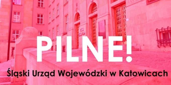 Pierwszy stopień alarmowy na Śląsku!