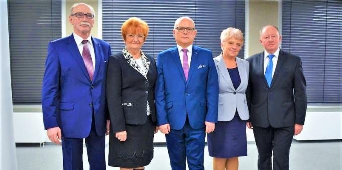 Powiat wodzisławski ma nowe władze