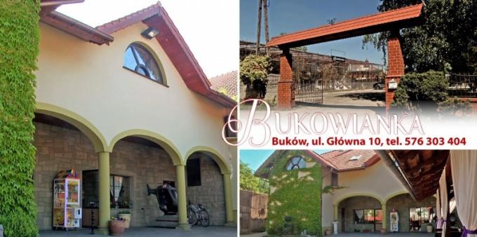 Restauracja Bukowianka zaprasza!