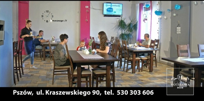 Hotelowa w Pszowie czeka na gości