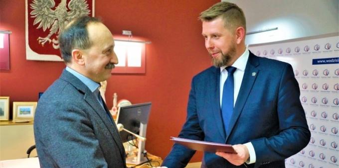 UM Wodzisław Śląski ma nowego sekretarza