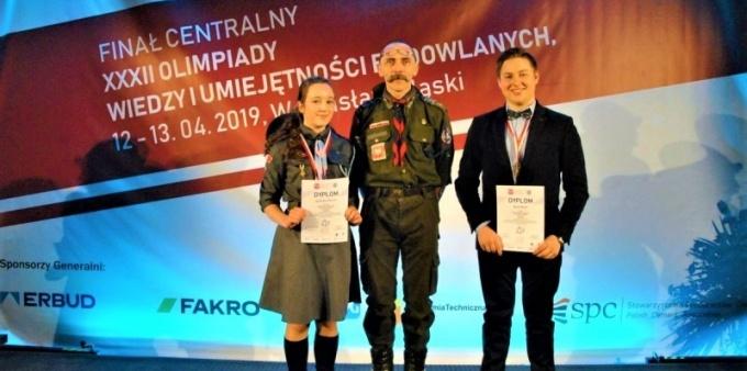Sukces uczniów ZST w Wodzisławiu