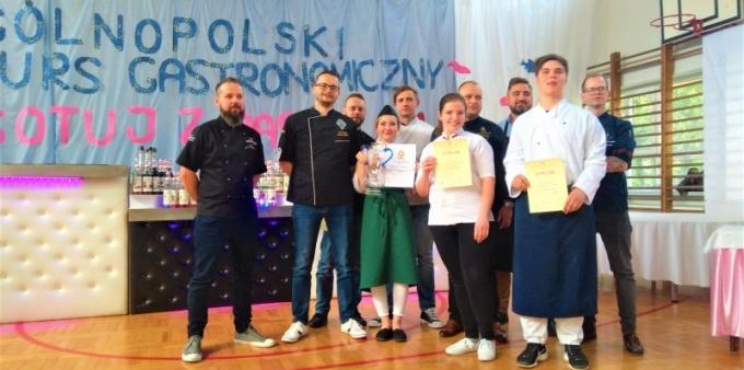 Kulinarny sukces wodzisławskiego ZSE
