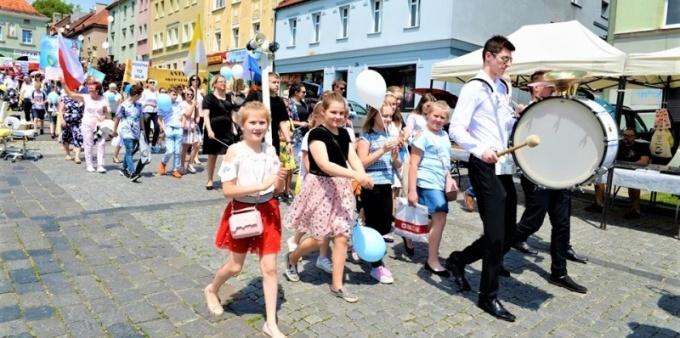Marsz dla Życia i Rodziny w Wodzisławiu