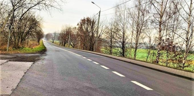 Kolejne drogi gminne po remontach