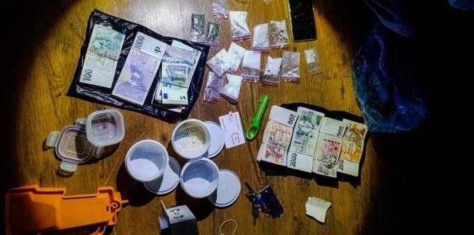 Narkotykowe laboratorium zlikwidowane