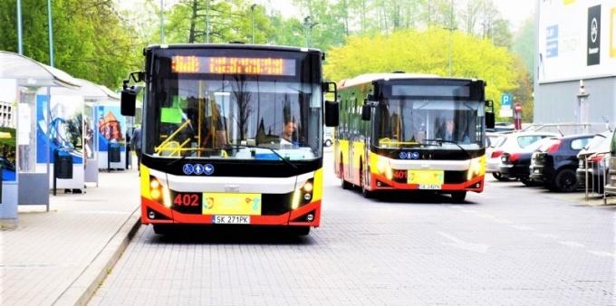 Od 1 czerwca więcej autobusów